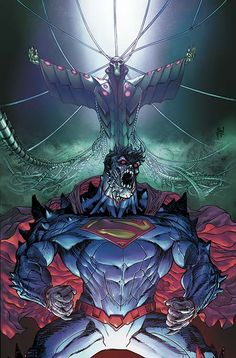 Superman: Doomed #2 by Guillem March *