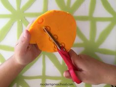 10 cutting activities