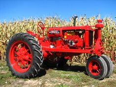 Tractor id love to have 1937 IH Farmall F-20