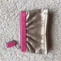 Original Coach Wristlet Never used it! Coach Bags Mini Bags