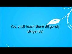 Title: Teach Them (Deuteronomy 6:4-7) Artist: Seeds Family Worship Album: Seeds of Character