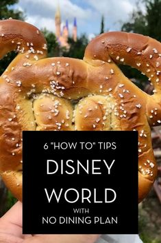 Doing Disney World with NO dining plan? What is this atrocity you speak of? With all of the current changes going on at Disney World, the Disney Dining Plans will not be available for a while. We have come up with 6 tips to help you maneuver Disney World Without the Dining Plan. #waltexpress #disneyworld Disney Nerd, Disney Travel, Disney Cruise Line, Disney Trips, Disney World Magic Kingdom, Disney World Parks, Disney World Resorts, Dining At Disney World, Disney Dining Tips