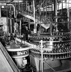 1958 photo from Providence journal- Narragansett was the first brewery beer in cans.