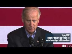 """Joe Biden Says What He Means"" from the RNC opposes the vice president."