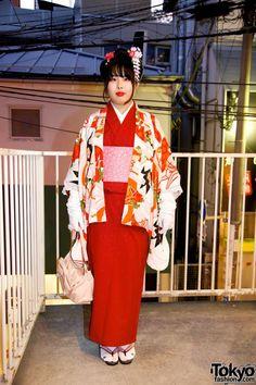 Harajuku Fashion Walk #8