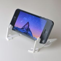 Pocket Tripod Store - iPhone 5/5S Compatible Pocket Tripod in White