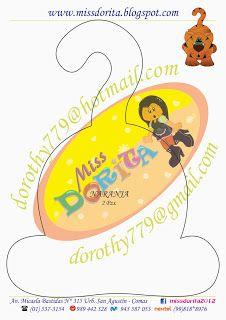 Miss Dorita: Portalapices Tigre 2