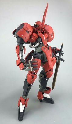 Gundam - Grimgerde Knight Build