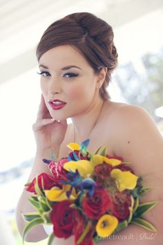 Pin Up Picnic | With Love Weddings