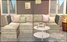 Domicile-interior: MysticRain's Serenity Sofas Set 5+6