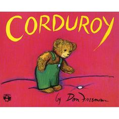 This story would be appropriate for teaching sequencing concepts. Corduroy goes on a journey so students can understand the concept of beginning, middle and end.
