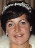 Tiara Mania: Queen Wilhelmina of the Netherlands' Ears of Wheat Tiara worn by Princess Margriet of the Netherlands