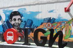Street Art in Tarragona, Spain | Europe a la Carte Travel Blog