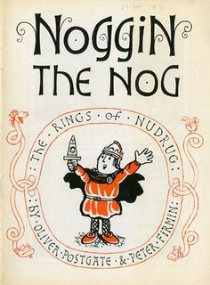 Bagpuss, Noggin the Nog and the Clangers to feature in exhibition Museum Of Childhood, 1970s Childhood, My Childhood Memories, Kids Tv, Old Tv Shows, Children's Book Illustration, Illustrations, My Memory, So Little Time