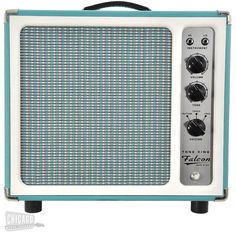 """Are you looking for a new amp? You can find a selection of TONE KING AMPS including this TONE KING FALCON 12-WATT 1X10"""" COMBO AMP at jsmartmusic.com"""