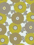 lum designs gerber daisies luxury decorative gift wrap sheet    $3.75