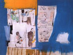 Jean-Michel Basquiat - Urban Art - Underground Style - NeoExpressionism - Worthy Constituants
