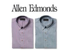 Allen Edmonds   Extra 25% Off Clearance Sport Shirts and Ties Sale (allenedmonds.com)