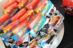 The Copeland Family: Ethan Hot Wheels Party