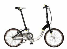 """Dahon Ciao i7 Folding Bicycle 20\"""" Wheel Black with White *** You can get additional details at the image link."""