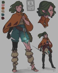 Absolutely Character Concept Design Simply Ideas - Character design inspiration Absolutely C Character Design Challenge, Fantasy Character Design, Character Creation, Character Design References, Character Drawing, Character Design Inspiration, Character Illustration, Animation Character, Character Concept Art