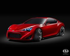2013 Scion FR-S Car Wallpapers