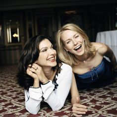 Laura Elena Harring and Naomi Watts Mulholland Drive 2001 Female Actresses, Actors & Actresses, Mullholland Drive, Justin Theroux, Mary Elizabeth Winstead, David Lynch, Rachel Weisz, Jessica Chastain, Kate Winslet
