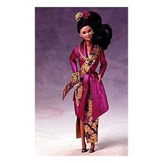#Christmas For sale online Malaysian Barbie 1990 Dolls of the World Collection for Christmas Gifts Idea Shoppers . Clearly among the exceptionally appealing lures would be the feeling that because you stay right now there comfortably with your chair, goblet of tea handy, anyone have world wide retailers along with...