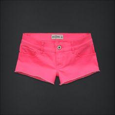 abercrombie kids - Shop Official Site - girls - summer legs - shorts - fallon