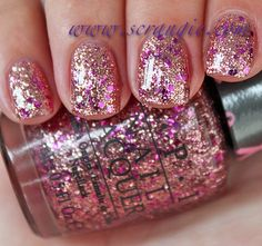 OPI: You Glitter Be Good To Me.