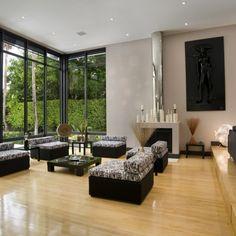 24 Elegant Living Room Designs - Home Epiphany Elegant Living Room, Beautiful Living Rooms, Living Room Modern, Living Room Designs, Small Living, Modern Bedroom, Living Room Paint, My Living Room, Living Room Decor