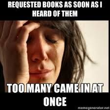 Library problems