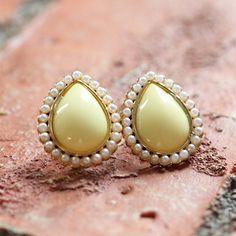 stenness teardrop earrings