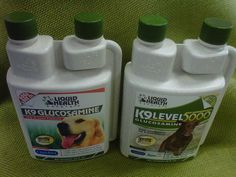 K9 Glucosamine is a liquid supplement made for dogs. 25% of all dogs will develop joint mobility issues of some kind. For younger dogs, glucosamine and chondroitin are an easily absorbed natural substance that may stimulate the production of proteoglycans which help maintain the health and resiliency of joints and connective tissues. MSM promotes general good health. Supplements in a liquid form are shown to absorb more quickly & efficiently than tablets, offering faster results.