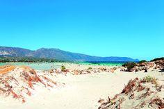 Elafonissi Beach, Elafonissi, Crete
