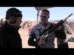 Black Rain Ordnance AR10 Rifles with Greg Littlejohn - SHOT 2013