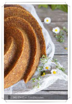 Mi dulce tentación: Bundt Cake de Vainilla y Ron - Sorteo Lidl