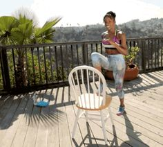 Exercises You Can Do With a Chair – Chair Workouts - Good Housekeeping