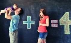Creative Ways to Announce Your Pregnancy 2 + 2 = 4