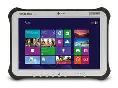 """Toughpad FZ-G1AAKAX1M 10.1"""" Intel Core i5 i5-3437U 1.90 GHz 8GB RAM 256GB SSD Win 7 Pro Rugged Tablet PC"""