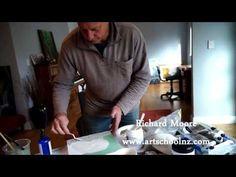 Richard Moore - Teaching Art - YouTube