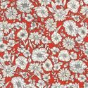 London Garden in Poppy (Robert Kaufman) some great prints here