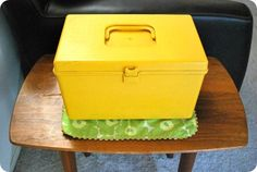 I have this sewing box but lid broke off.  Wish I had another one.