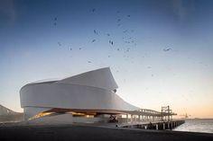 Galería de Terminal de Cruceros de Porto / Luís Pedro Silva Arquitecto - 3