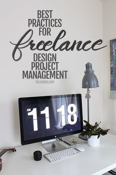 Best Practices for Freelance Graphic and Web Design Project Management - HelloBrio.com