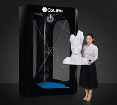 Another giant-sized 3D printer has appeared, this time from Print-Rite, the  CoLiDo Mega. And mega it is.