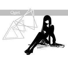 Quietちゃん
