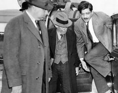 Albert Fish arrives at Sing Sing Prison handcuffed to Lawrence Stone implicated himself in three more murders. This was looked upon as a crafty effort to prove insanity and escape the electric chair. Confessions followed his sentence to death the week of A