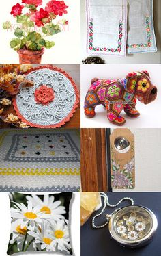 Stop and smell the flowers by Tish Keating on Etsy--Pinned with TreasuryPin.com