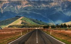 Road In New Zealand Retina MacBook Pro wallpapers